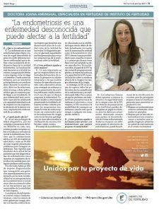 Endometriosis Joana Amengual
